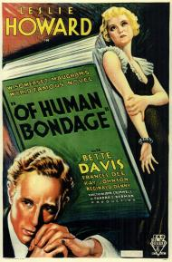 Of Human Bondage Movie Poster