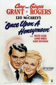 Once Upon a Honeymoon Movie Poster