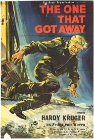 The One That Got Away Movie Poster