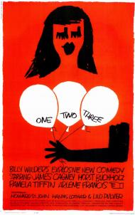 One, Two, Three Movie Poster