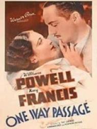 One Way Passage         Movie Poster