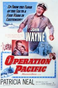 Operation Pacific Movie Poster
