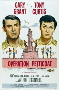 Operation Petticoat Movie Poster