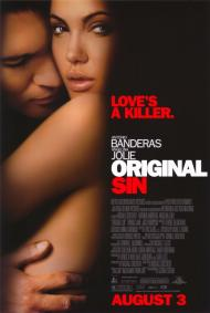 Original Sin Movie Poster