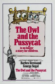 The Owl and the Pussycat Movie Poster