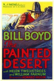 The Painted Desert Movie Poster