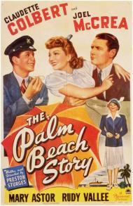 The Palm Beach Story Movie Poster