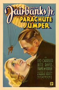Parachute Jumper Movie Poster