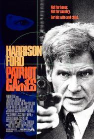 Patriot Games Movie Poster