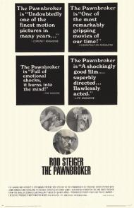 The Pawnbroker Movie Poster