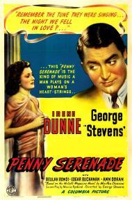 Penny Serenade Movie Poster