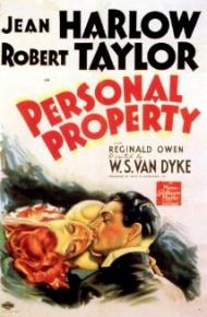 Personal Property Movie Poster