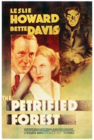 The Petrified Forest Movie Poster