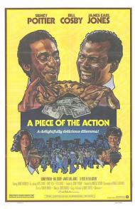A Piece of the Action Movie Poster