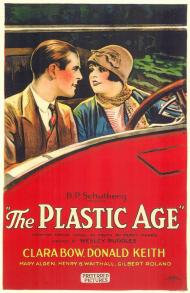 The Plastic Age Movie Poster