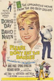 Please Don't Eat the Daisies Movie Poster