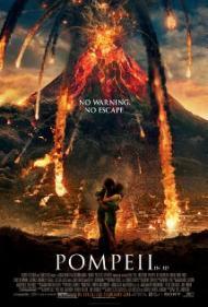 Pompeii Movie Poster