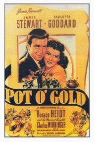 Pot o' Gold Movie Poster