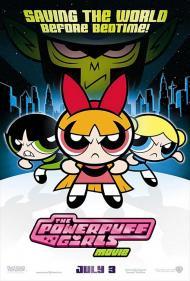 The Powerpuff Girls Movie Movie Poster