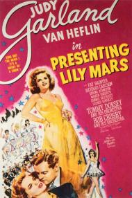 Presenting Lily Mars Movie Poster