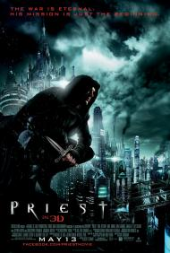 Priest Movie Poster