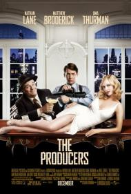The Producers: The Musical Movie Poster