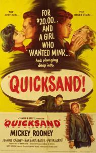 Quicksand Movie Poster