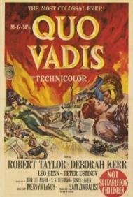Quo Vadis Movie Poster