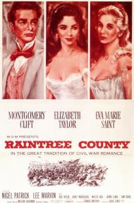 Raintree County Movie Poster