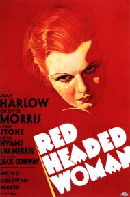 Red-Headed Woman Movie Poster