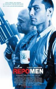 Repo Men Movie Poster