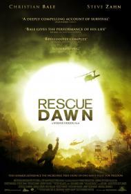 Rescue Dawn Movie Poster