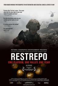 Restrepo Movie Poster