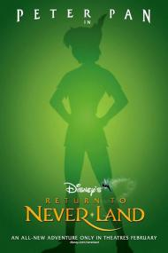 Return to Neverland Movie Poster