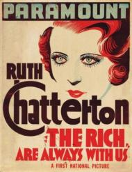 The Rich Are Always with Us Movie Poster