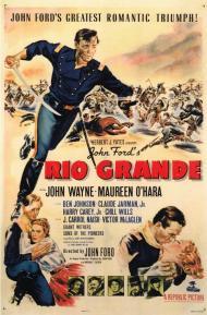Rio Grande Movie Poster