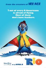 Rio the Movie Movie Poster