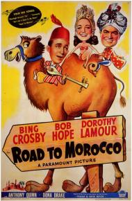Road To Morocco Movie Poster