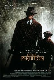 The Road to Perdition Movie Poster