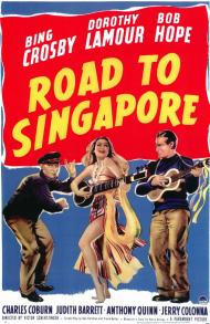 Road to Singapore Movie Poster