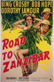 Road to Zanzibar Movie Poster