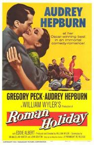 Roman Holiday Movie Poster