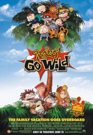 Rugrats Go Wild! Movie Poster
