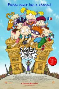 Rugrats in Paris Movie Poster