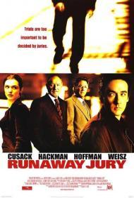 Runaway Jury Movie Poster