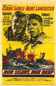 Run Silent, Run Deep Movie Poster
