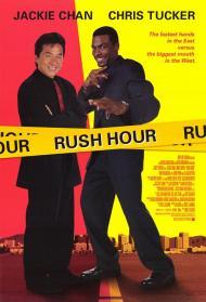 Rush Hour Movie Poster