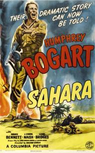 Sahara Movie Poster