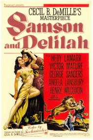 Samson and Delilah Movie Poster