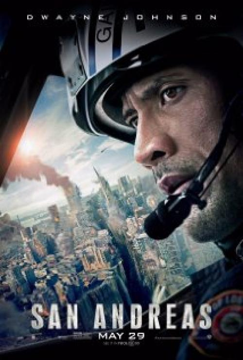 San Andreas Movie Poster